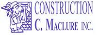 Construction C. Maclure inc